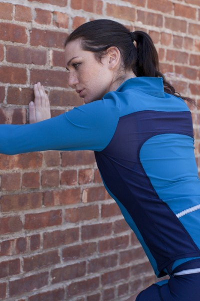 Versa Long Sleeve Jersey Ocean Navy