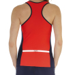 Red Hudson Tri Jersey
